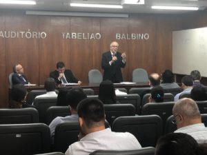 Curso sobre Notificação Extrajudicial na ANOREG RJ