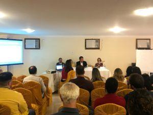 """Seminário sobre """"REURB e Legitimação Fundiária"""" em Miguel Pereira"""