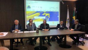 Renaldo participa de encontro com a Frente Parlamentar da Justiça Notarial e Registral