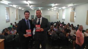 Inicio do Projeto do Justiça Cidadã em Santa Cruz, em parceria com a ENOREG RJ e a ANOREG RJ