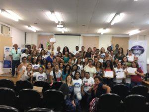 Encerramento do Projeto do Justiça Cidadã em parceria com a ENOREG RJ e a ANOREG RJ