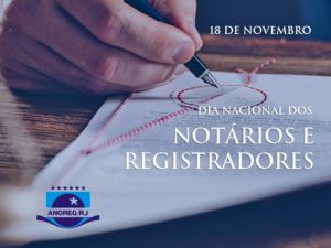Dia dos Notários e Registradores