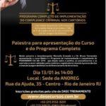 Palestra para a Apresentação do Curso e do Programa Completo