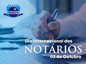 Dia Internacional do Notários