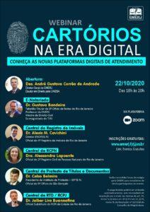 Webinar – Cartórios na Era Digital