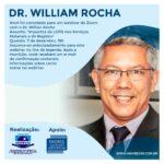 Webinar com William Rocha: Impactos da LGPD nos Serviços Notariais e de Registro