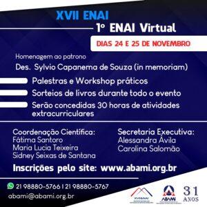 XVII ENAI Virtual