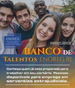 Banco de Talentos ANOREG RJ / ENOREG RJ